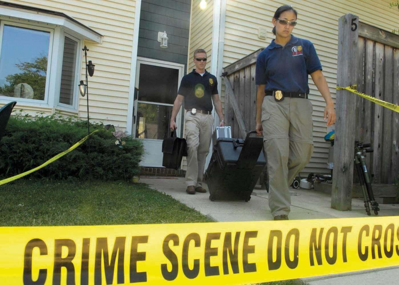Crime Scene Investigator Salary